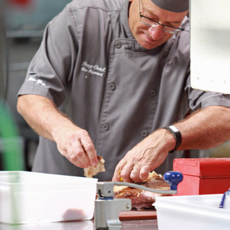 La cuisine Chez Raymond / The kitchen