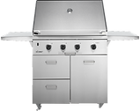 dacor outdoor appliances at Creative Appliance Gallery
