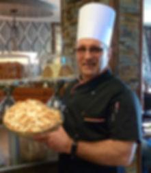 Chef Mario Poirier Chez Raymond