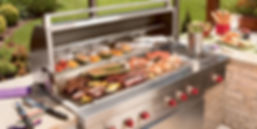 BBQ & outdoor cooking at Creative Appliance Gallery