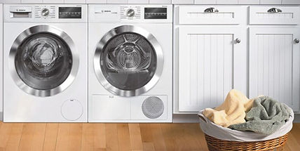 Washers and dryers at Creative Appliance Gallery