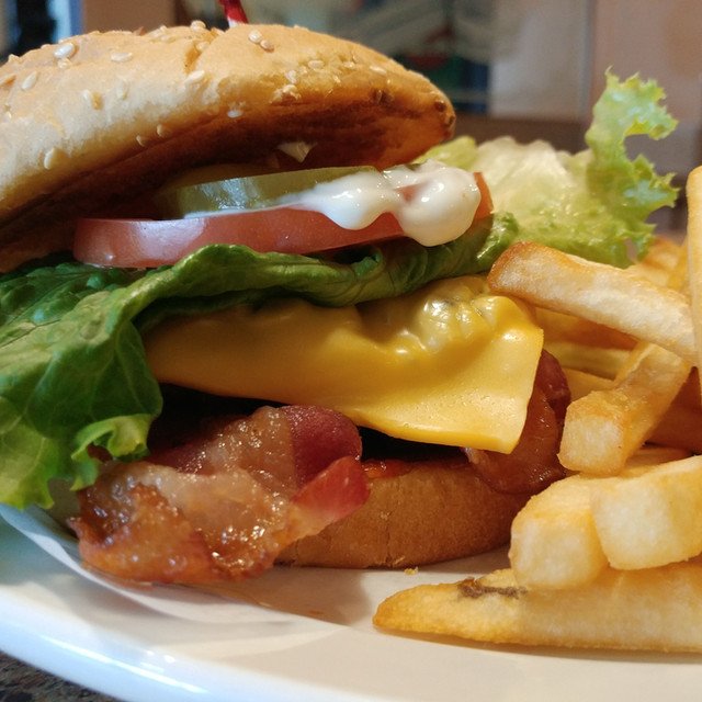 Burger Chez Raymond