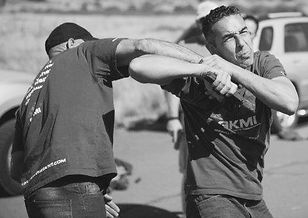 Krav Maga israeli self defense, disarming weapons and protecting your loved ones