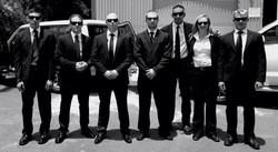 Highly trained team at Golan Krav