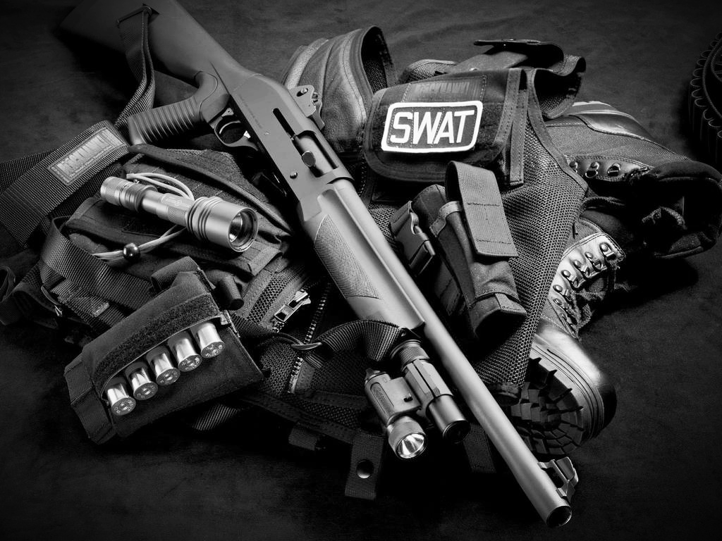 Swat training available at Golan