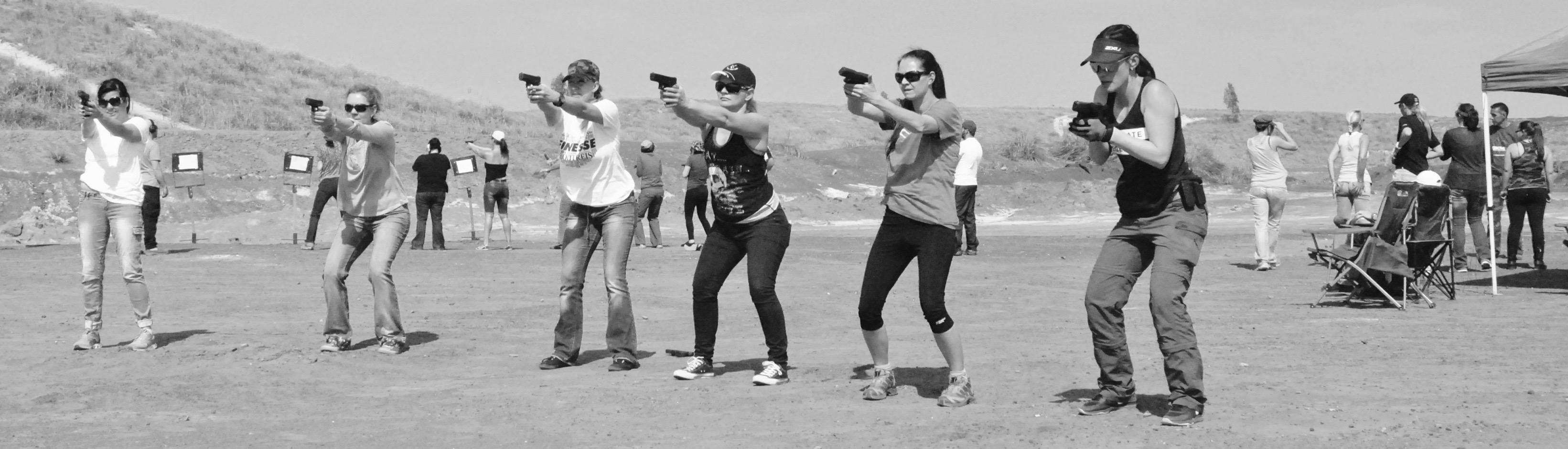 Women self defense training