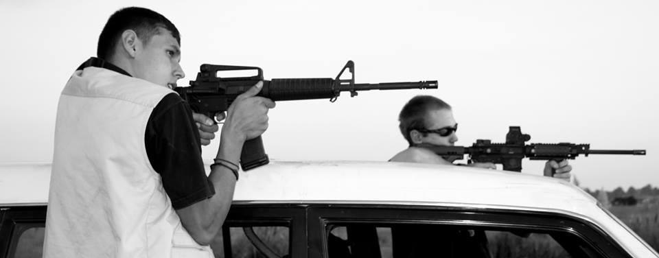 Krav Maga Rifle Shooting