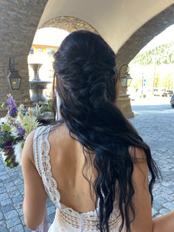 Darian hair