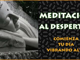 Usa la meditación para vivir una vida más sana, consciente y feliz