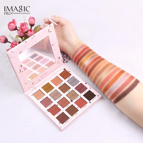 IMAGIC New 16 Colors Eyeshadow Palette Eyes