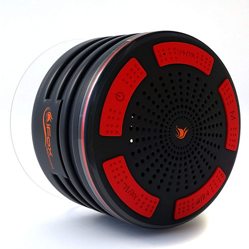 iFox Bluetooth Waterproof Shower Speaker