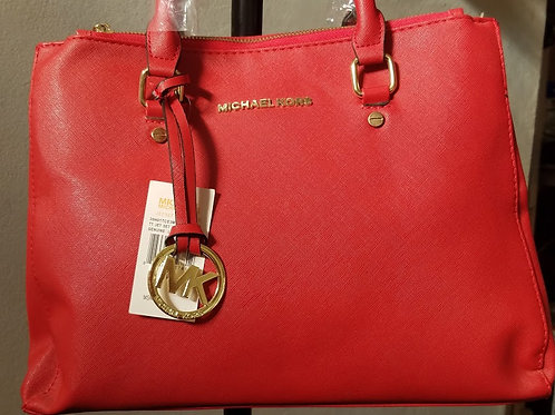 MK TripleA replica Red Tote Bag
