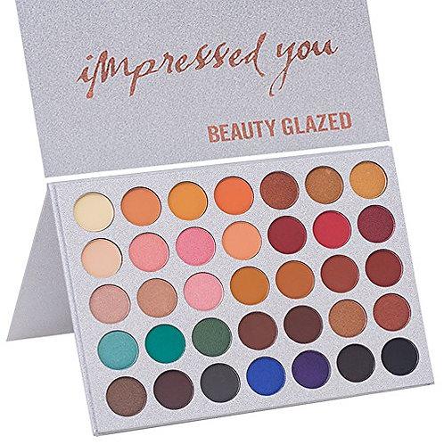 Impressed You Beauty Glazed Shadow Palette
