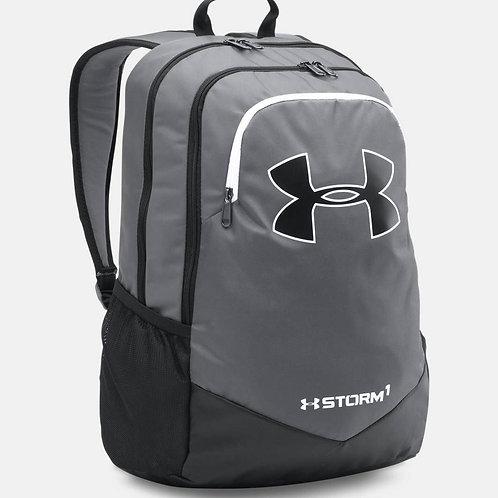 Under Armour UA Girls Favorite Backpack School Laptop Bag Aqua Purple