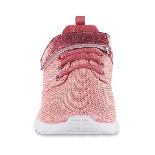 Athletech Girls' Sneaker - Pink