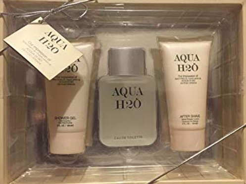 Men's Aqua H2O Gift Set