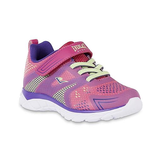 Everlast® Girls' Jackal Athletic Shoe - Pink Multi