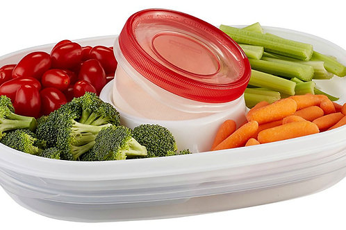 Rubbermaid Party Platter Tray
