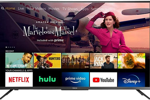 TOSHIBA 32-inch Smart HD TV - Fire TV Edition
