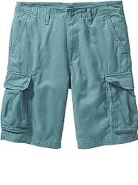 Old Navy Men's Cargo Shorts Blue