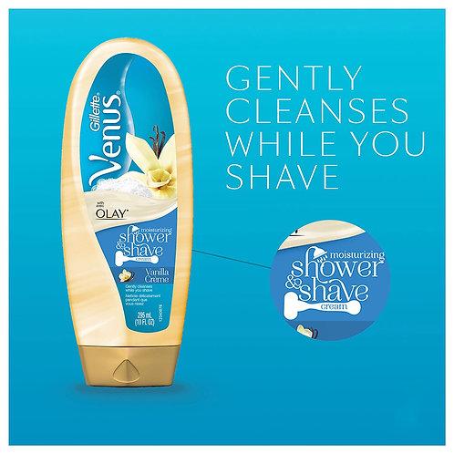 Venus with Olay Moisturizing Shower & Shave Cream