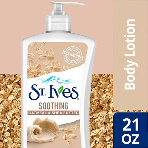 St. Ives Oatmeal & Shea Butter Body Lotion & Body Wash