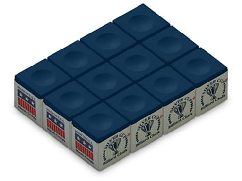 Silver Cup Billiard Chalk Box