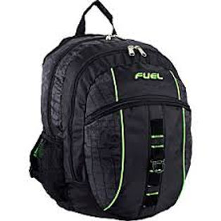 Fuel Laptop Backpack (Lg double entry storage)