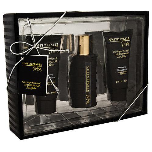 Unstoppable Preffered Fragrance Gift Set for Men