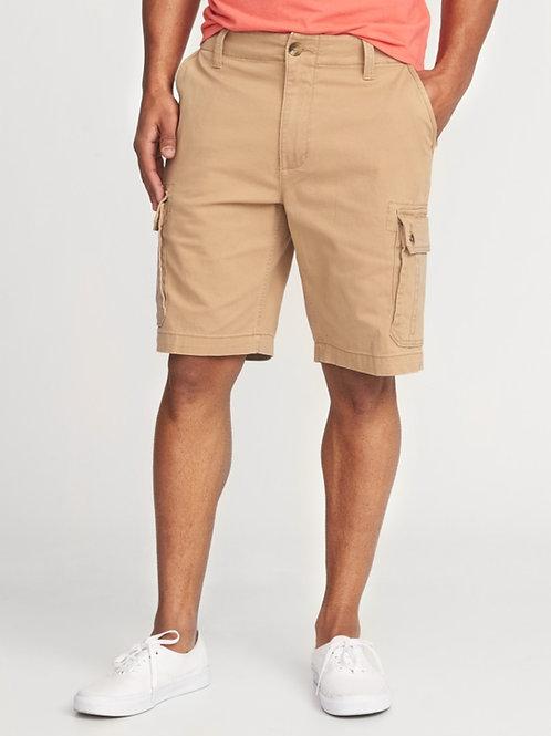 Lived-In Built-In Flex Cargo Shorts for Men - 10-inch inseam