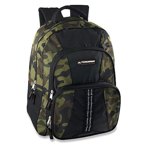 Trailmaker 18 Inch Camo Backpack