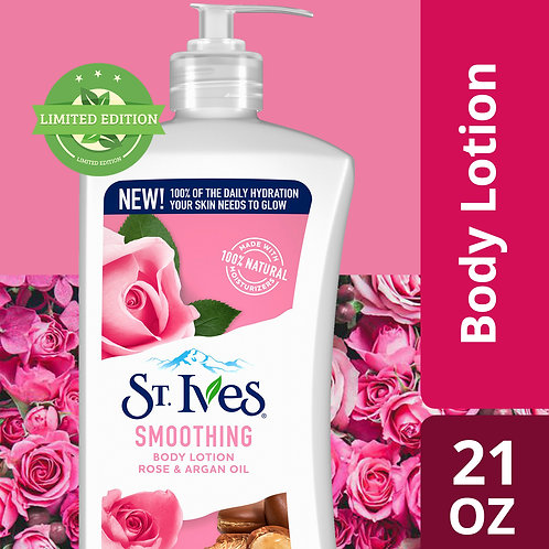 St. Ives Soothing & Hydrating Lotion