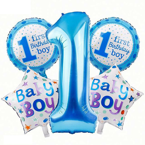 First Year Birthday Party Supply