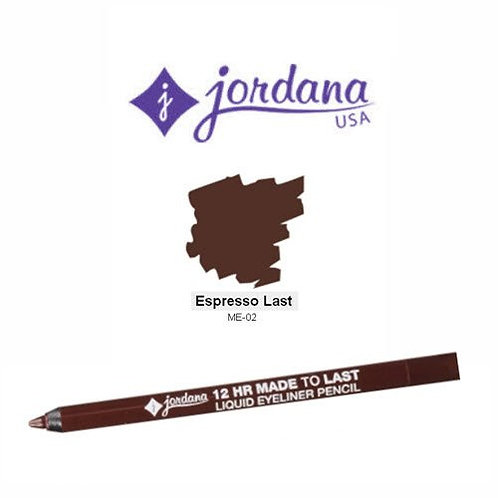Jordana 12 Hr Made To Last Liquid Eyeliner Pencil
