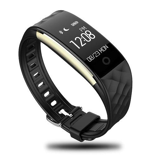 S2 Bluetooth Smart Watch Fitness Tracker/ Black