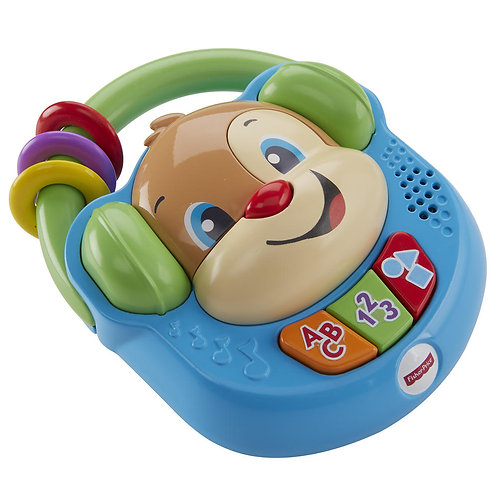 Laugh & Learn Fisher-Price Sing & Learn Music Player