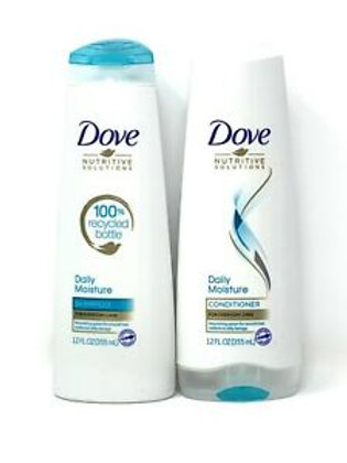 Dove Nutritive Solutions Shampoo & Conditioner -Daily Moisture