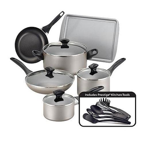 Farberware 15pc. Nonstick Cookware Set