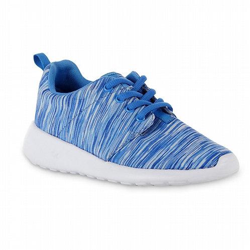 Kylie Stripe Blue Piper Sneaker