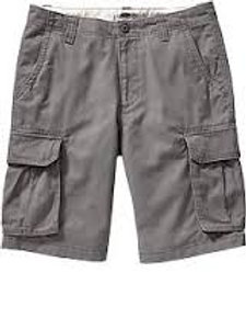 Old Navy Men's Grey Cargo