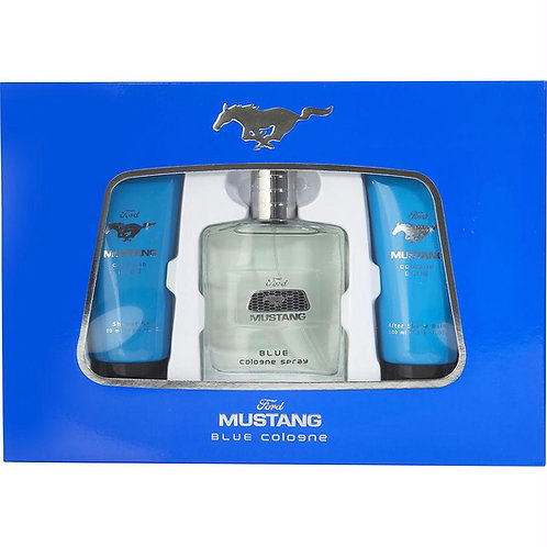 Mustang Blue by Ford Motor Company