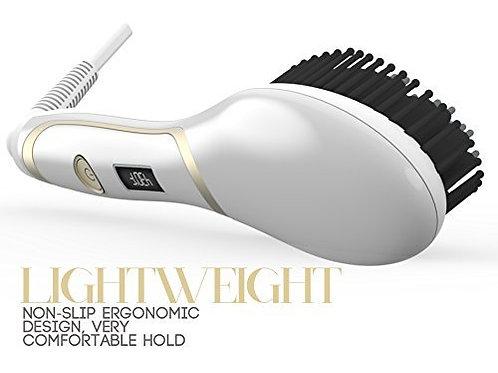Hair Straightener Brush, Magictec Ceramic