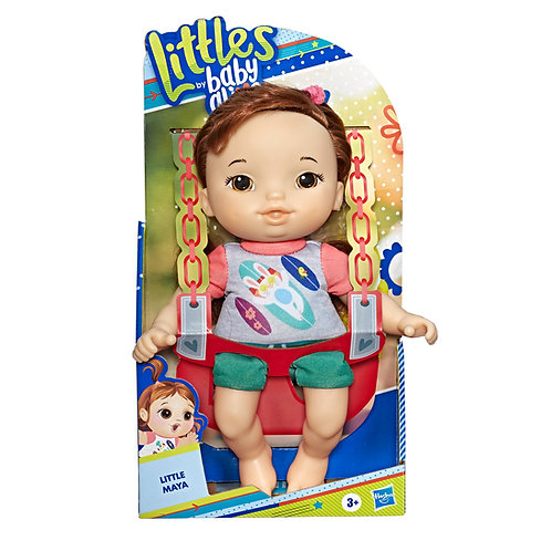 """Littles by Baby Alive -  Little Maya 9"""""""