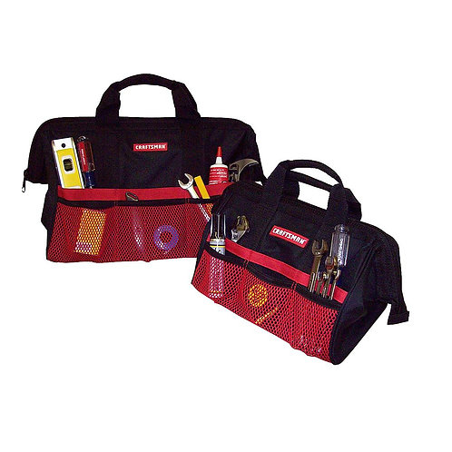 Craftsman 13-in and 18-in Tool Bag Set