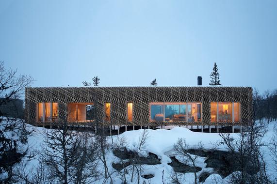Kvitfjell Cabin - Mork Ulnes