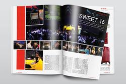 עיצוב מגזין סיטרואן