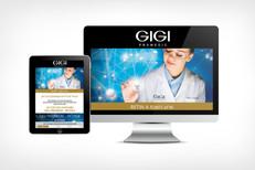 עיצוב דף נחיתה- GIGI