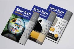 Microwave עיצוב מגזין ניו-טק