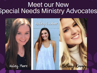 Special Needs Ministry Advocates
