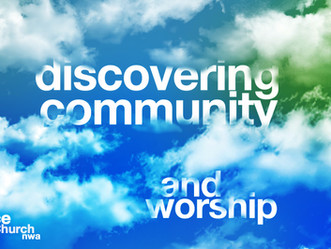 Discovering Community in Worship